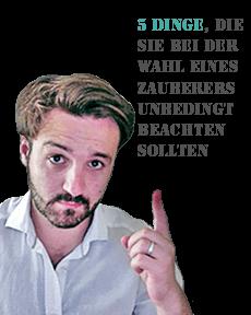 5 Dinge Osman Zauberer München