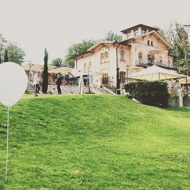 Osman zaubert bei Hochzeit in Starnberg