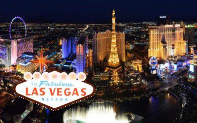 Zauberkünstler in Las Vegas