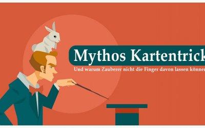 Mythos Kartentrick – Magie mit Spielkarten
