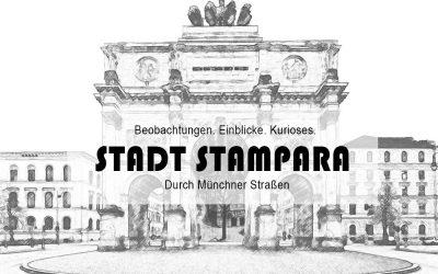 Stadt Stampara – A gscheiter Job