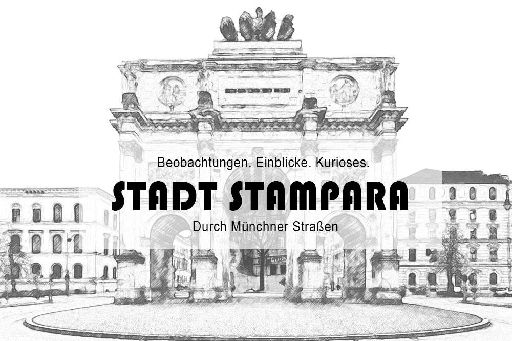 Schickeria Schwabing Stadt Stampara